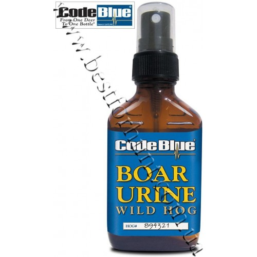 Code Blue® Wild Hog - Boar Urine