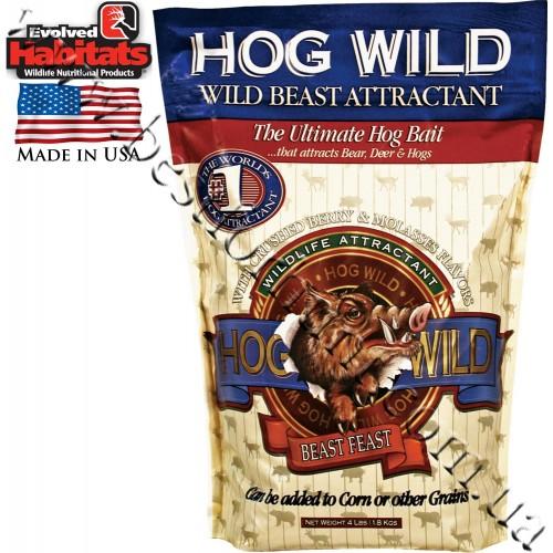 Evolved Habitat® Hog Wild Wild Beast Attractant