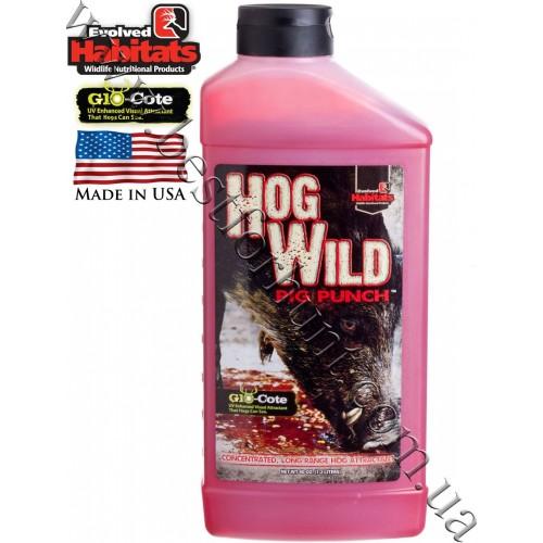 Evolved Habitat® Hog Wild Pig Punch™ Concentrated Long Range Hog Attractant