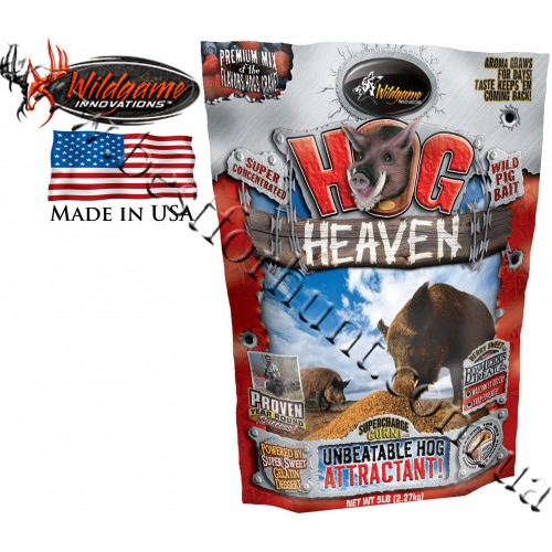 Wildgame Innovations™ Hog Heaven Wild Pig Bait Super Concentrated
