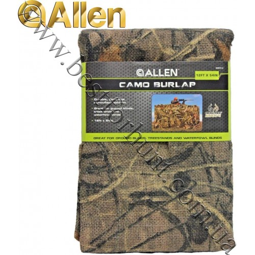 Allen Co. Camo Burlap Blind Material Realtree MAX-4®