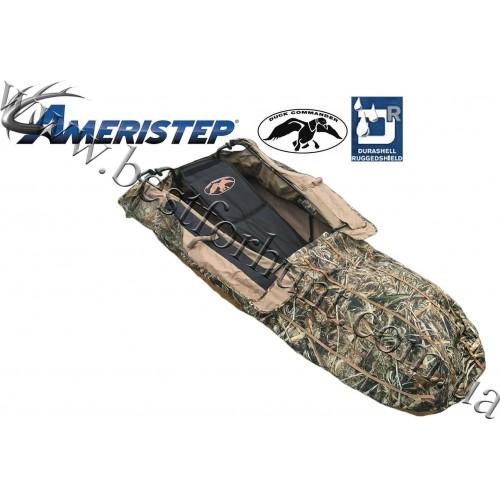 Ameristep® Duck Commander® Landing Strip Layout Blind Realtree MAX-5®