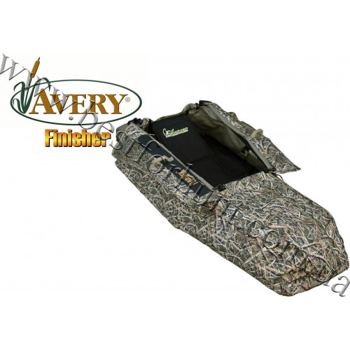 Avery Outdoors® Finisher™ Layout Hunting Blind Mossy Oak® Shadow Grass® Blades™