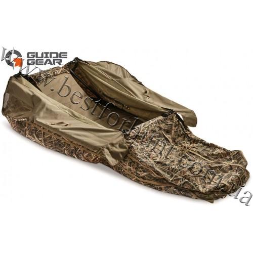 Guide Gear® Waterfowl Layout Hunting Blind Mossy Oak® Shadow Grass® Blades™