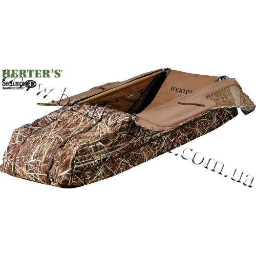 Herter's Elite Layout Blind Seclusion 3D® Backwaters®