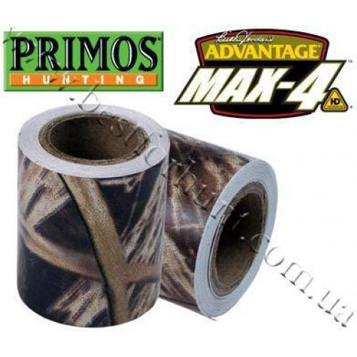 Primos® Camouflage Vinyl Tape Realtree MAX-4®