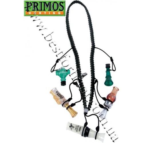Primos® 3 Call Lanyard with 2 Split Rings 69629