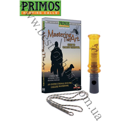 Primos® Mastering The Art® Duck Pak Call