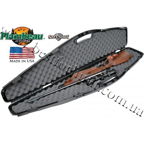Flambeau® Safeshot™ Oversized Contoured Single Gun Case 6740SE