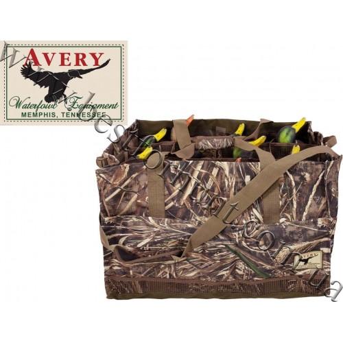 Avery® 12-Slot™ Duck Decoy Bags Realtree MAX-5®