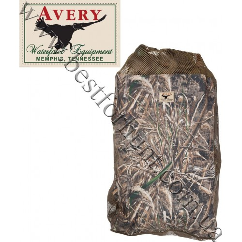 Avery Outdoors® Floating 24 Decoy Bag Realtree MAX-5®