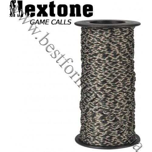 Flextone® Braided Decoy Cord 200 feet Camo