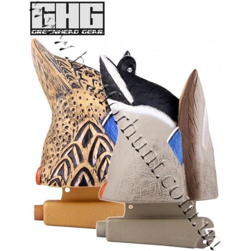 Greenhead Gear® Pro-Grade™ Mallards Butt-Up™ Feeder Pack Decoy 73101