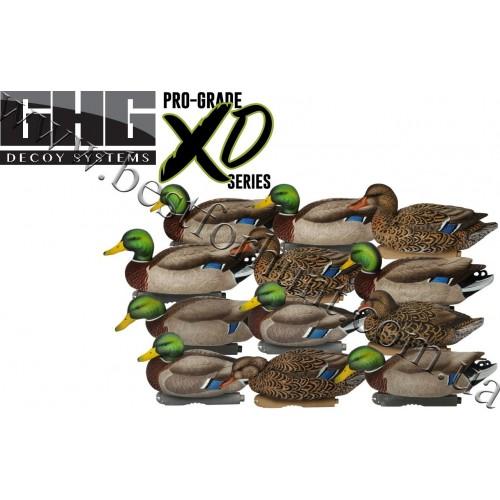 Greenhead Gear® Pro-Grade™ XD Series Mallards Harvester Duck Decoys 12 Pack 76117
