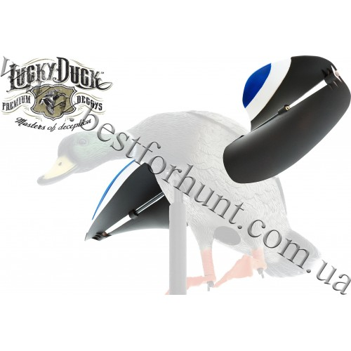 Lucky Duck® Air Lucky Replacement Wings with Rod