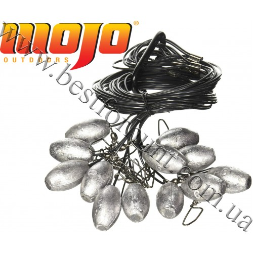 MOJO Outdoors® Texas Style Decoy Rig 6-oz 18-inches
