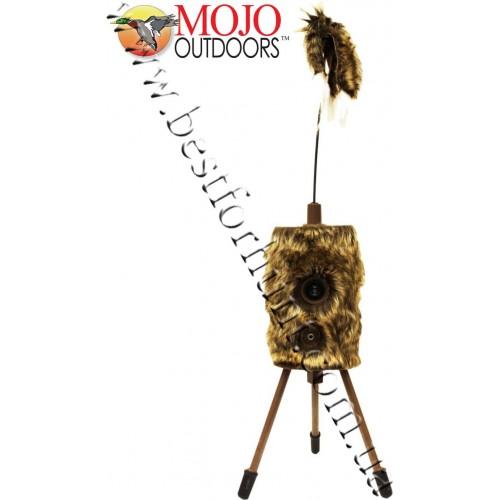Mojo Outdoors™ Super Critter™ Predator Motion Caller Decoy