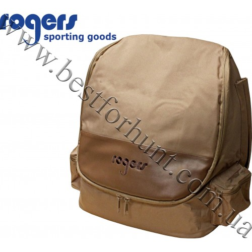 Rogers® Double Spinning Wing Decoy Back Pack Field Brown