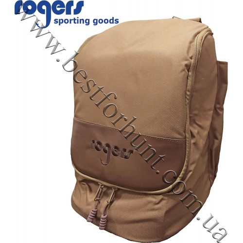 Rogers® Single Spinning Wing Decoy Back Pack Field Brown