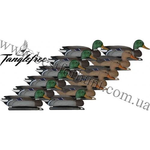 Tanglefree® Classic Mallard Decoys 12 Pack