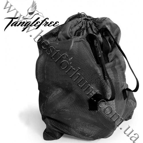 "Tanglefree® Economy Mesh Decoy Bag 30"" x 38"" Black"