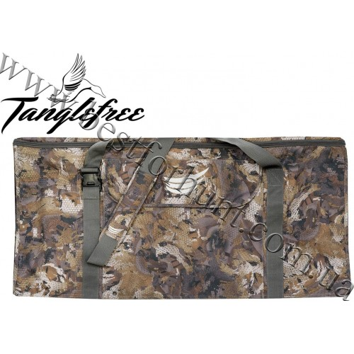 Tanglefree® Flight Series™ 12-Slot Duck Decoy Bag GORE™ OPTIFADE™ Concealment Waterfowl Timber