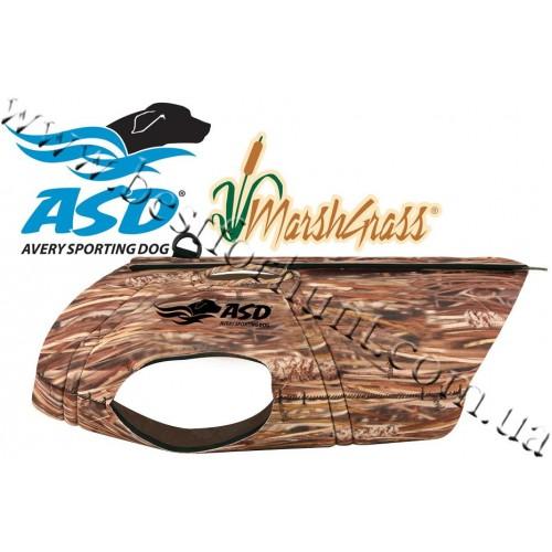 Avery Sporting Dog® Neoprene Boater's Parka Marsh Grass®