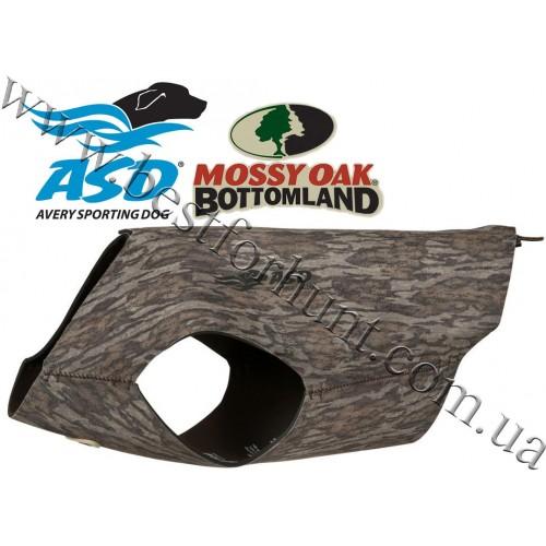 Avery Sporting Dog® Standard Dog Parka Mossy Oak® Bottomland®