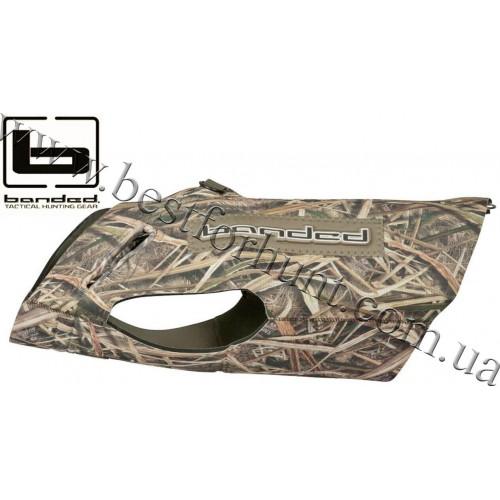 Banded® 5mm Neoprene Dog Parka Mossy Oak® Shadow Grass® Blades™