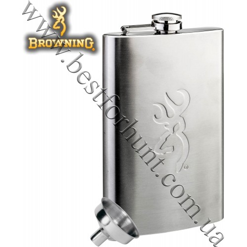 Browning® Stainless Steel Flask 10 fl.oz.