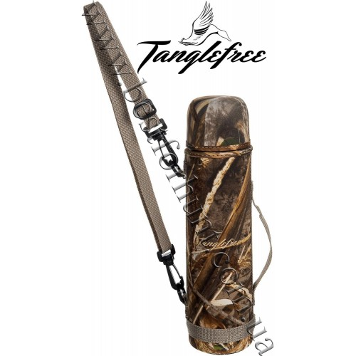 Tanglefree® Thermos with Camo Neoprene Cover Realtree MAX-5®