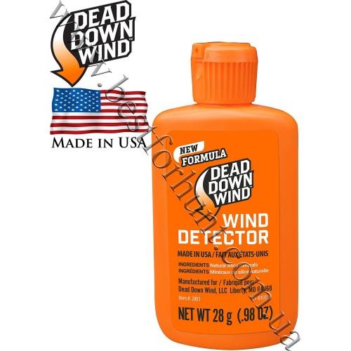 Dead Down Wind™ Hunting Odorless Wind Detector 0.98 oz.