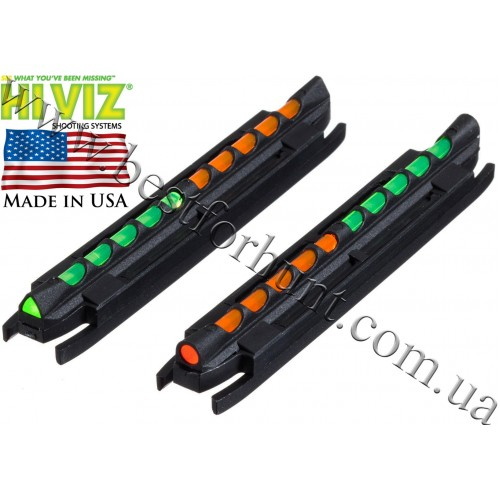 Hi-Viz® Two-In-One Magnetic Front Shotgun Sight