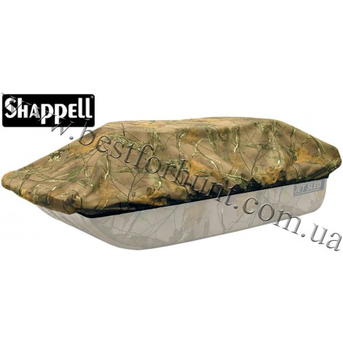 Shappell® Jet Sled #1 Travel Cover All Terrain Camo ATC™