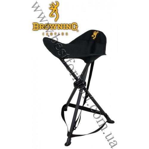 Browning® Tri-Leg XT Packable Stool Black