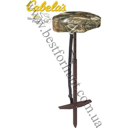 Cabela's Northern Flight™ Marsh Chair True Timber® DRT™