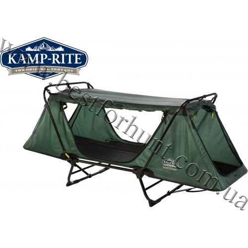 Kamp-Rite® Original Tent Cot with Rain Fly Green