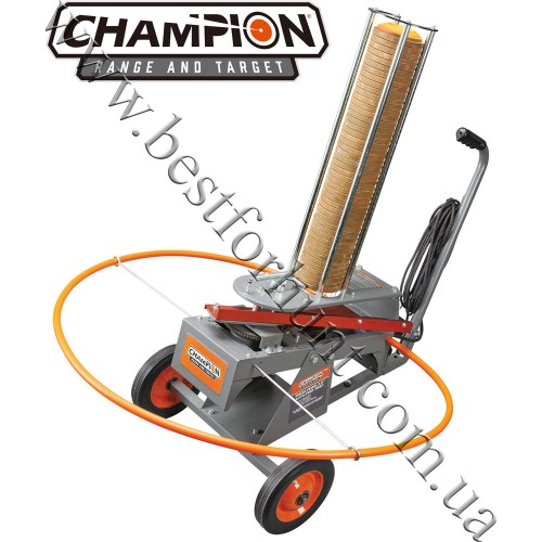 Champion® WheelyBird™ Auto-Feed Trap 2.0