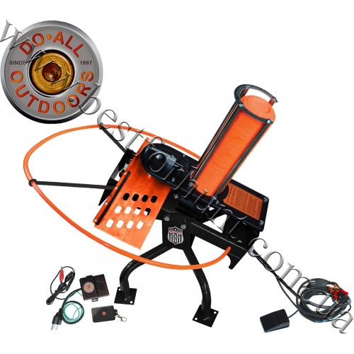 Do-All Outdoors® Aerial Assault 5.0™ Automatic Trap Thrower with Wireless Remote
