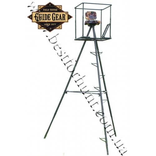 Guide Gear® 13 ft Deluxe Tripod Deer Stand
