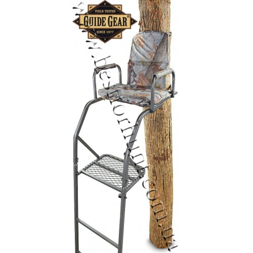 Guide Gear® 16 ft Basic Ladder Tree Stand