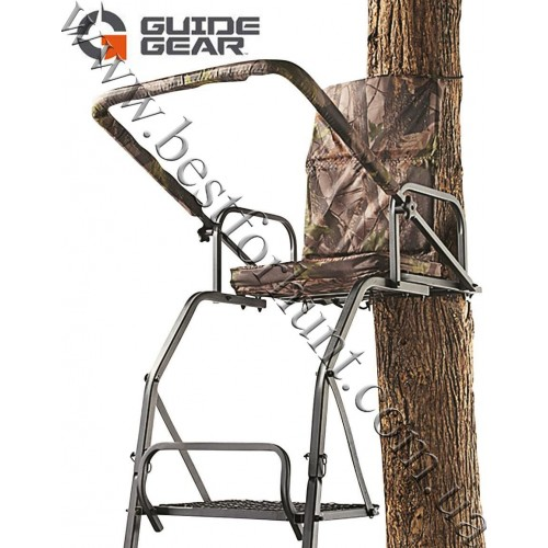 Guide Gear® 16 ft Deluxe Ladder Tree Stand