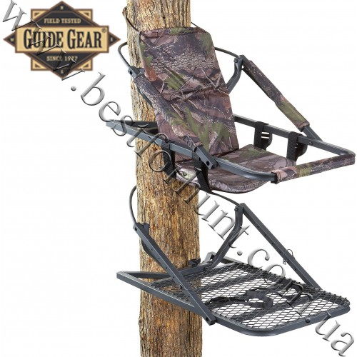 Guide Gear® Extreme Deluxe Hunting Climber Tree Stand