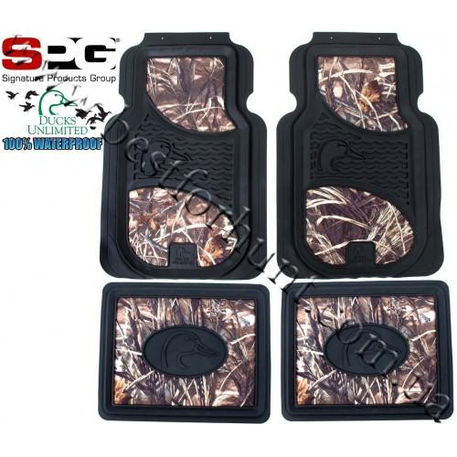 SPG® Ducks Unlimited Floor Mats Realtree MAX-4®