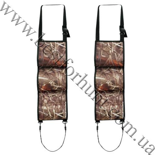 Seat Back Gun Rack Realtree MAX-4®