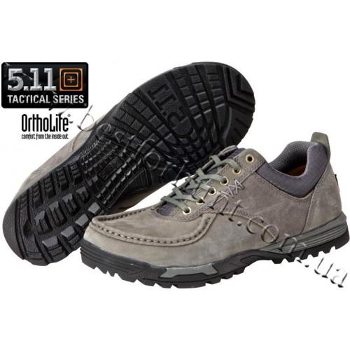 5.11 Tactical® Pursuit Worker Oxford Shoe Gunsmoke