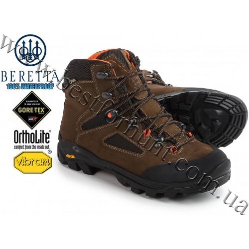 Beretta® Sportek™ Mid ST510 Hunting Boots Brown