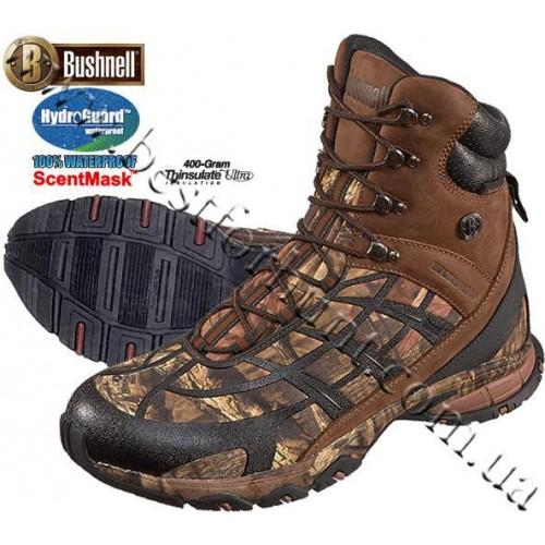 Bushnell Stalk Hi 400-gram Insulated Waterproof Hunting Boots Mossy Oak® Break-Up® Infinity™