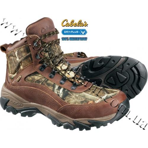 Cabela's Active Trail Dry-Plus™ Waterproof Hunter Boots Mossy Oak® Break-Up® Infinity™