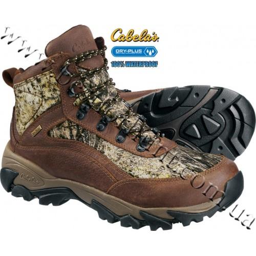 Cabela's Active Trail Dry-Plus™ Waterproof Hunter Boots Mossy Oak® Brush®